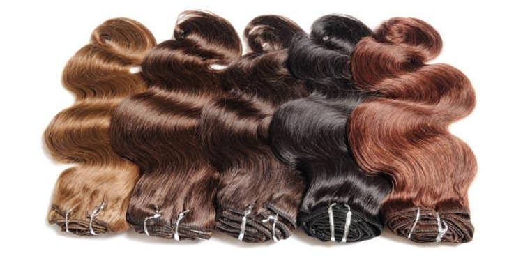 origen extensiones de cabello