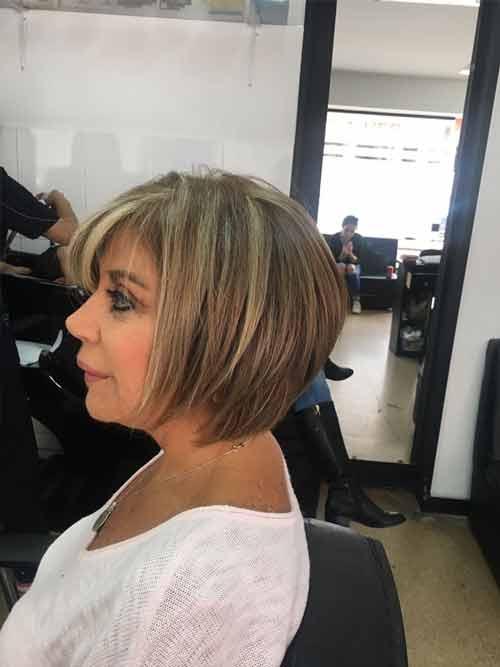 Corte de cabello para mujeres estilo bob