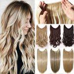 extensiones cabello hilo cosidas